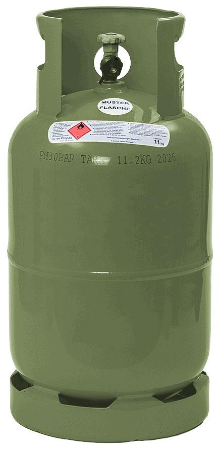 Gasflaschen Propangas 5kg 8kg 11kg Campingaz 904 Und 907 Sofort